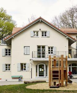 Ein Haus, ein kunterbuntes Haus: unser Kinderhaus!