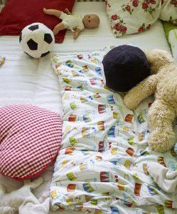 Für die kleinen und großen Schlafpausen